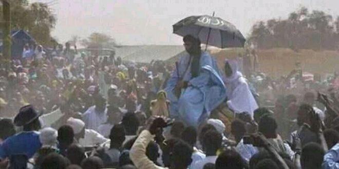 الإعلان في فرنسا عن وفاة الشيخ الخليفة ولد الشيخ الحضرمي