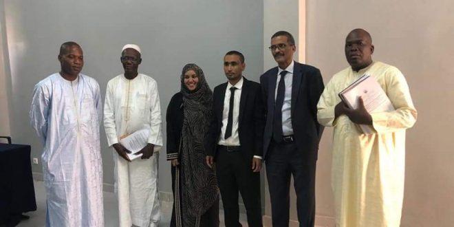 دكتوراه دولة في الرياضيات التطبيقية  لطالب وطالبة من موريتانيا في جامعة سينلوي /رياح الجنوب