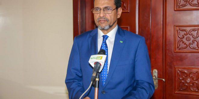 وزير الصحة ينفي وجود كورونا في موريتانيا /رياح الجنوب