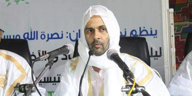 ليلة الإسراء والمعراج/ بقلم العلامة أحمدو ولد عابدين الصعيدي