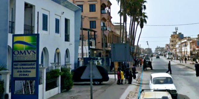 شارع دودس في اندر يحفظ ذاكرة الوجود الموريتاني