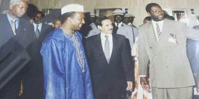 تأبين موريتاني لفقيد الصحافة السنغالية بابكر تورى