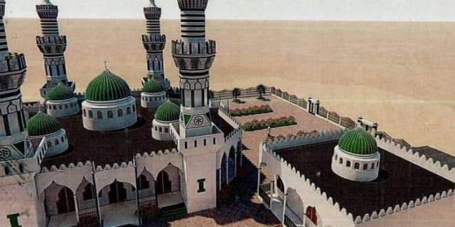 دبلوماسية المساجد