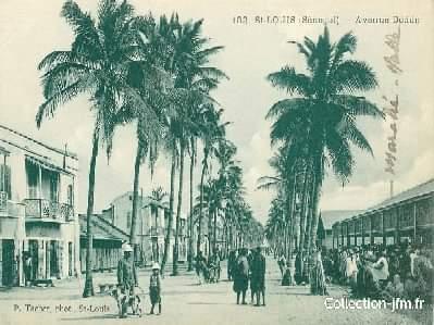 شارع دودس في سينلوي يحكي قصة الوجود الموريتاني في اندر