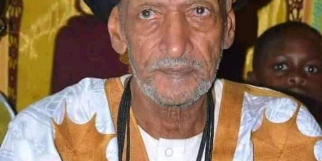 خليفة الفاضليين الشيخ آياه في زيارة رسمية للسنغال