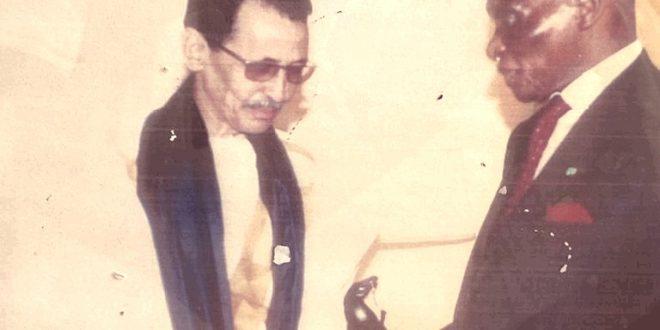 السفير التاسع عشر محمدفال ولد بلّال / رياح الجنوب